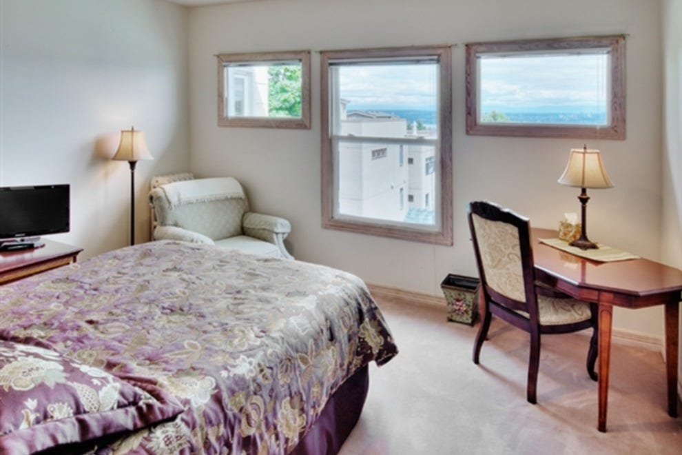 Bed and Breakfast Inn Seattle