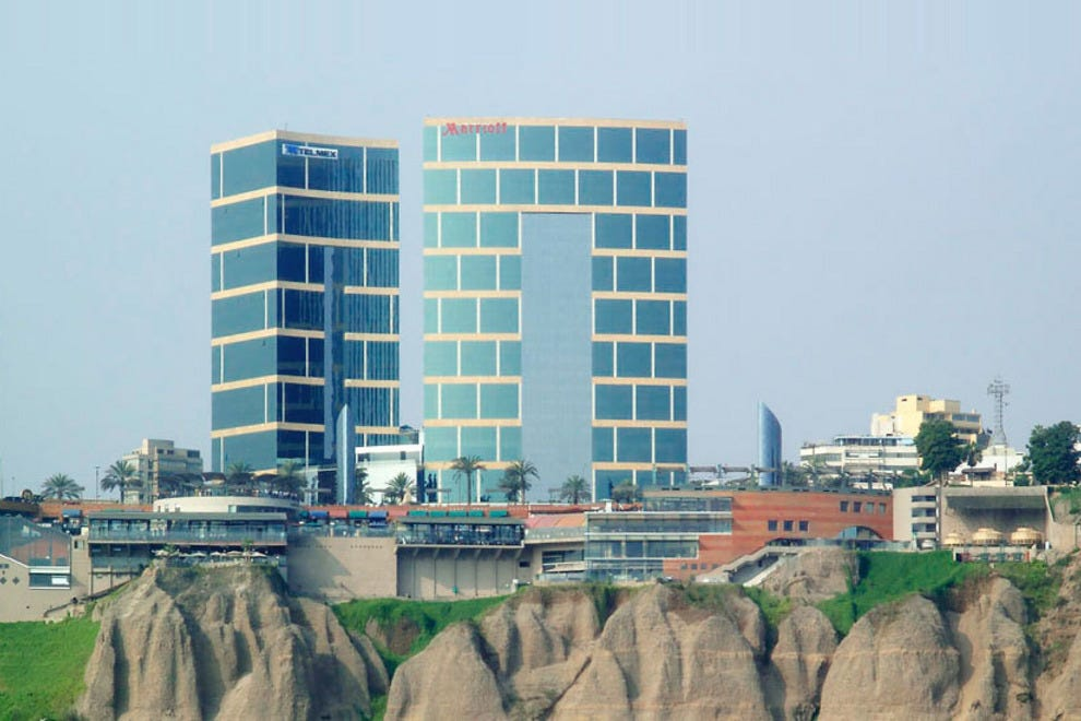 Five Star Hotels In Lima Peru