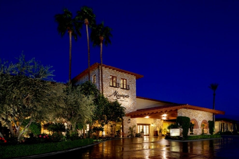 Miramonte Resort And Spa Palm Springs Hotels Review