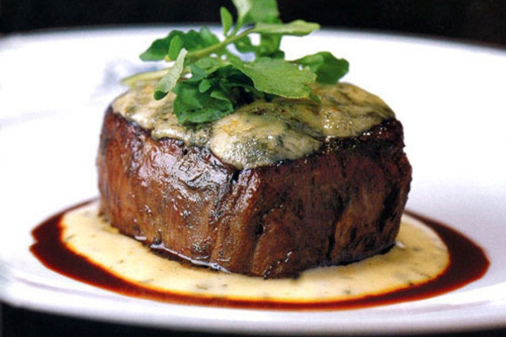 Bull & Bear Steakhouse