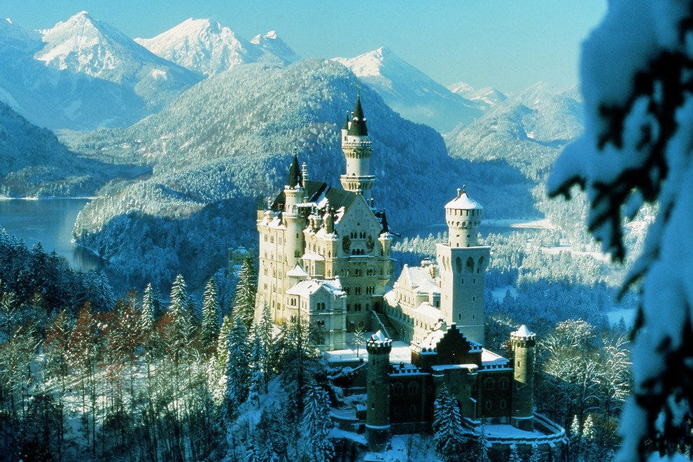 Land of Enchantment in Southern Germany