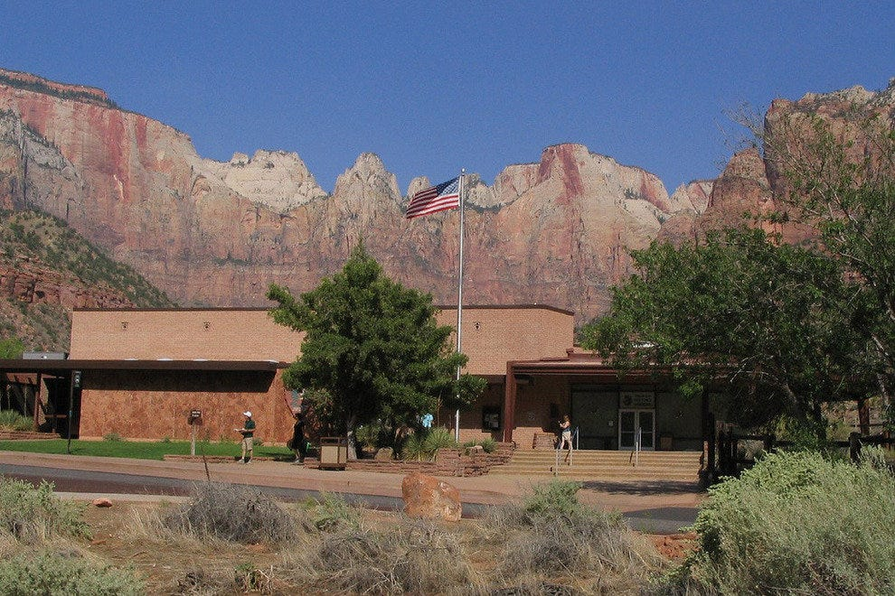 Human History Museum, Zion National Park