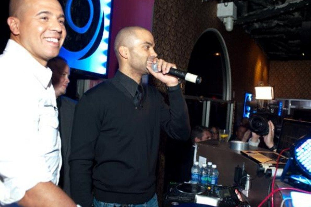 Inside Tony Parker's Nueve Lounge with Tony Parker