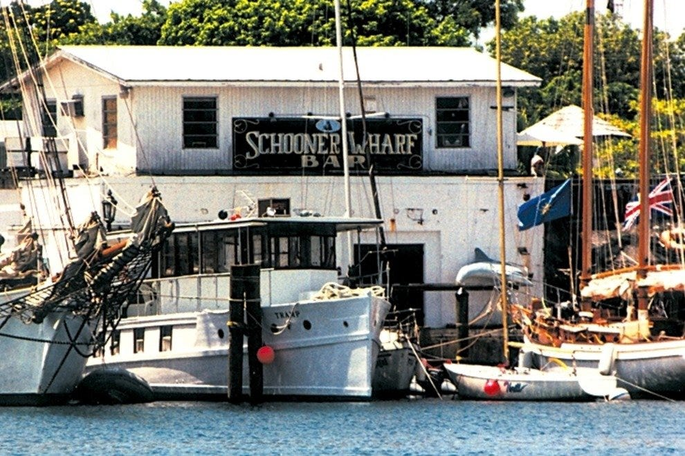 Schooner Wharf Bar: A Key West Classic