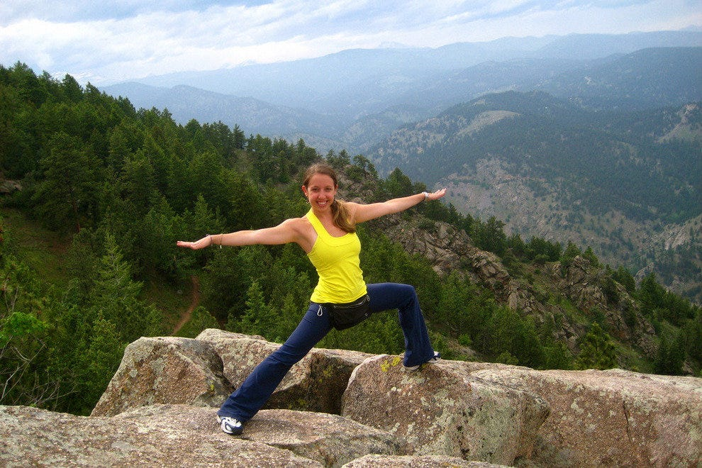 Boulder is Brimming with Yoga Afficianados
