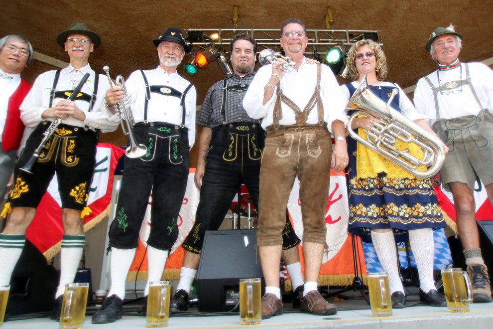 "Enjoy Oktoberfest Celebrations in the ""Southern California Alps"""