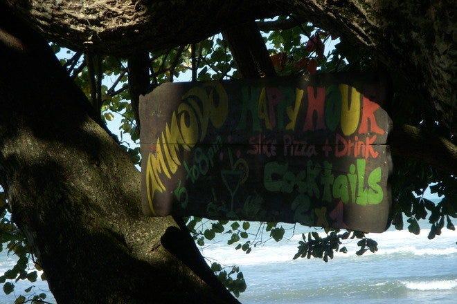 Beach Bars in Costa Rica
