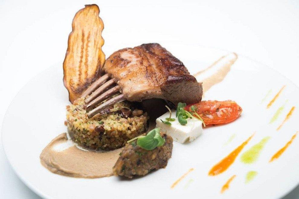 White Modern Cuisine: Aruba Restaurants Review - 10Best Experts ...