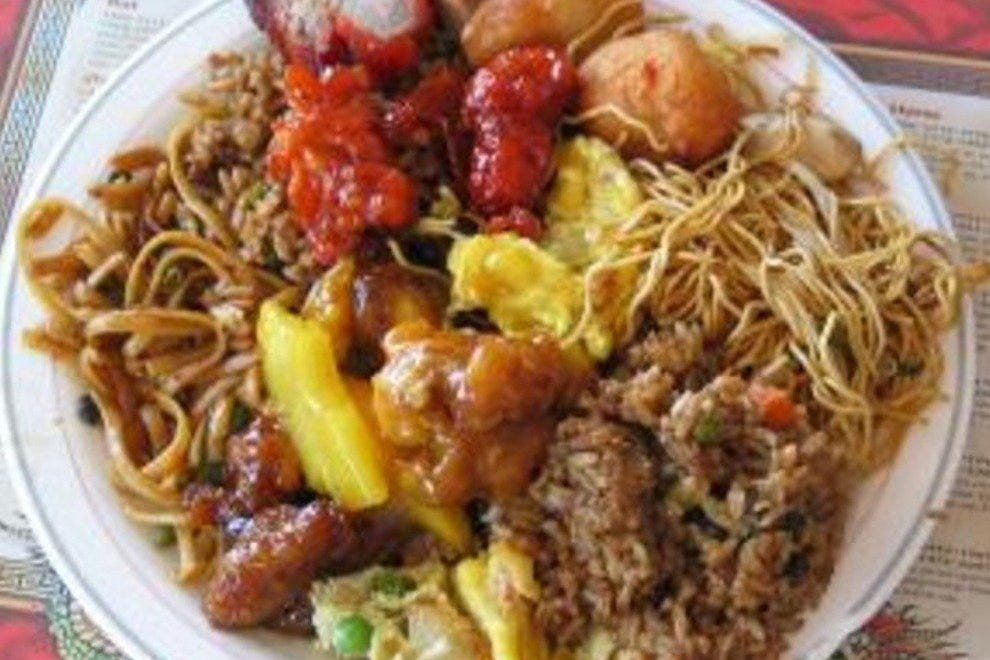 Panda garden restaurant portland restaurants review for Asian cuisine information