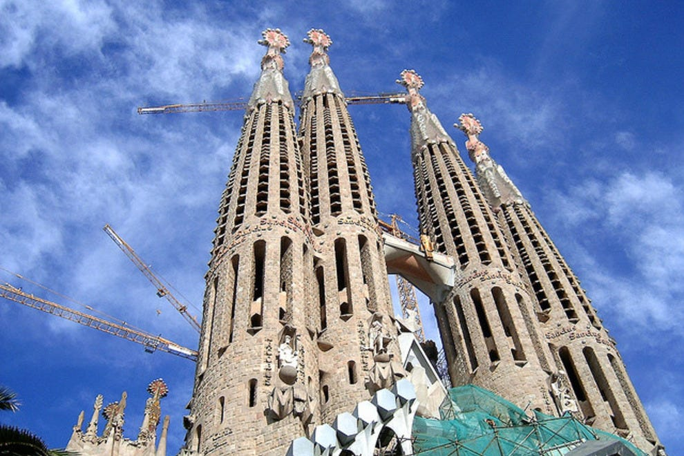 Barcelona Sightseeing 10best Sights Reviews