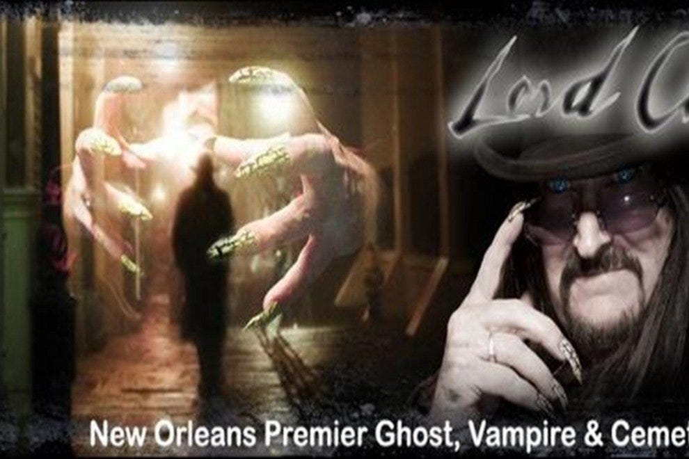 Lord Chaz Ghost Tours