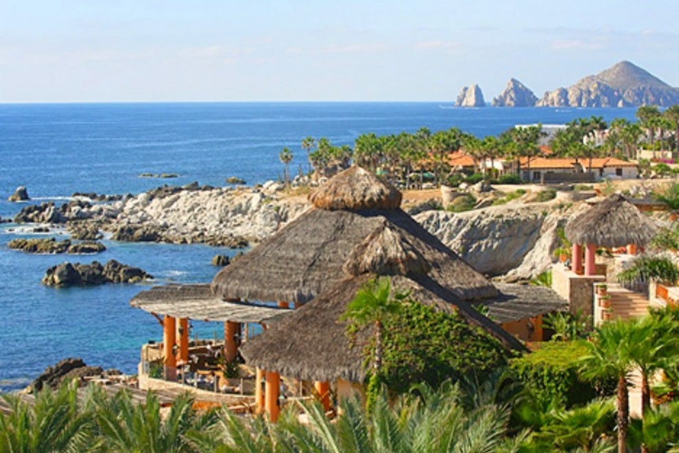Cabo San Lucas Corridor Hotels | 2018 World's Best Hotels Rain Garden Designs Munilities on