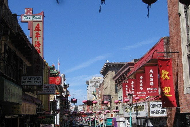 Best of San Francisco's Chinatown