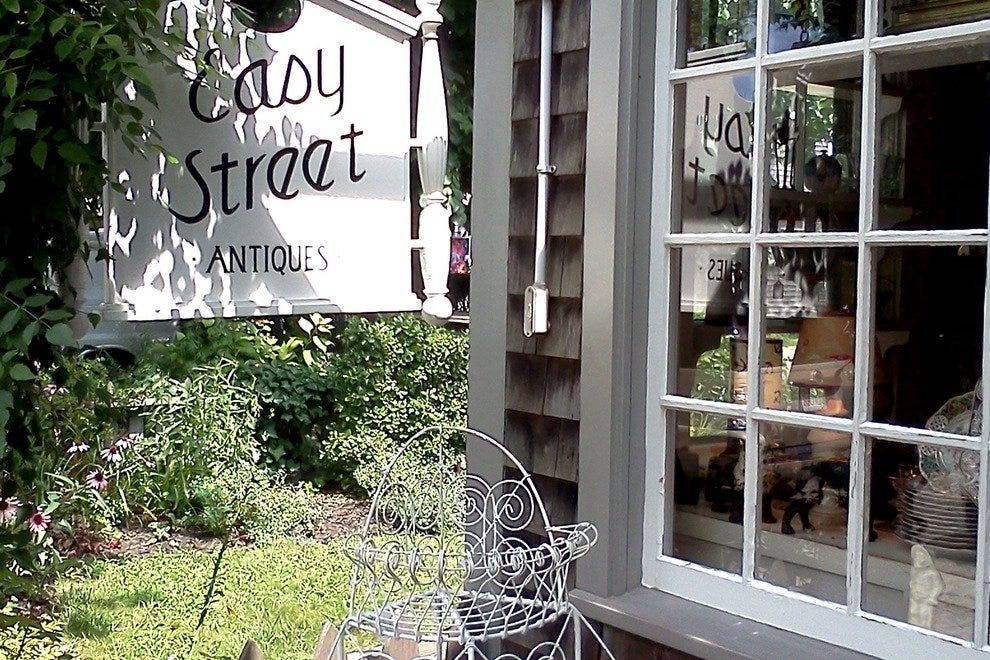 Easy Street Antiques in Nantucket