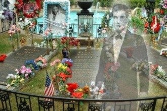 Elvis in Memphis: Following the King