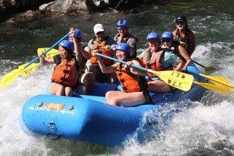 10Best Day Trip: Go Whitewater Rafting on the American River