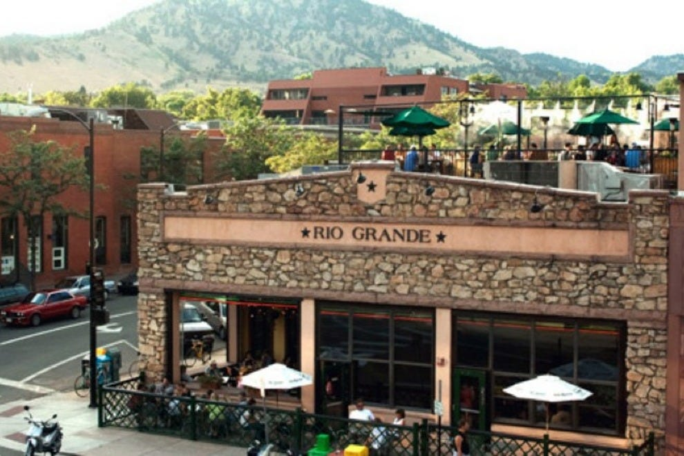 The Rio Grande Mexican Restaurant