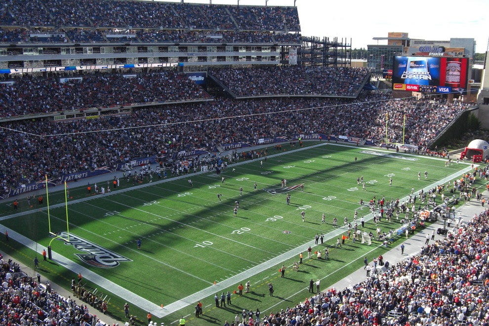 Can You Drink In Nfl Stadiums