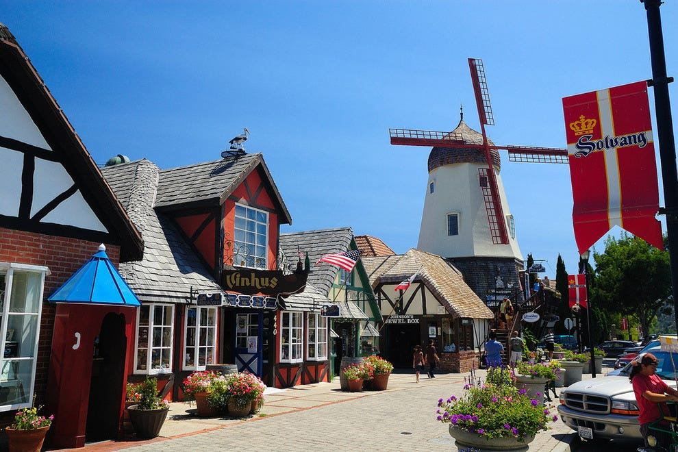Day Tours To Santa Barbara From Los Angeles