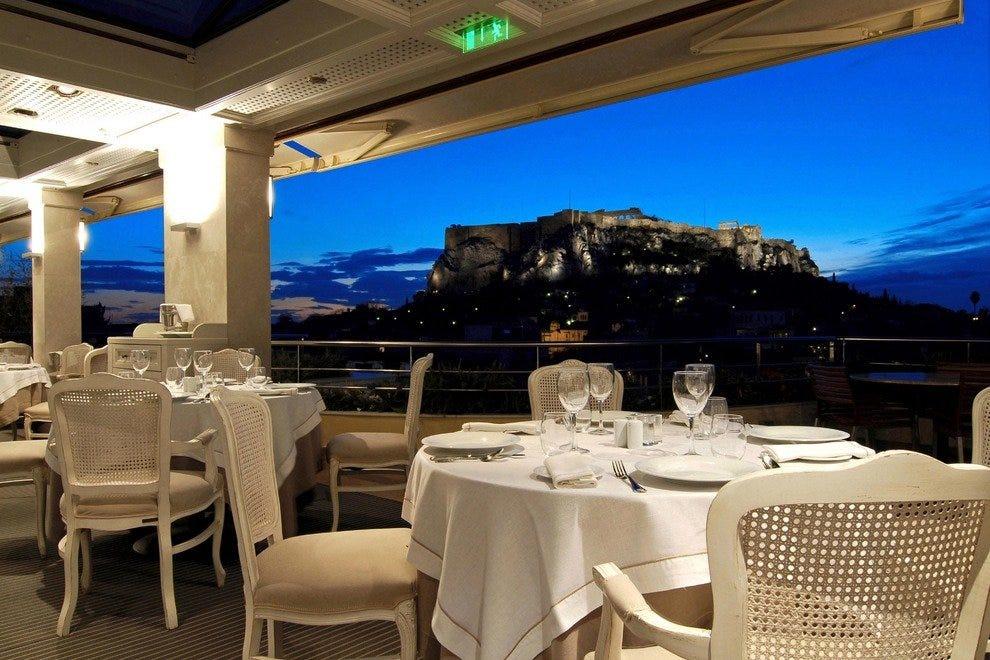 Mani Mani Restaurant Athens Menu