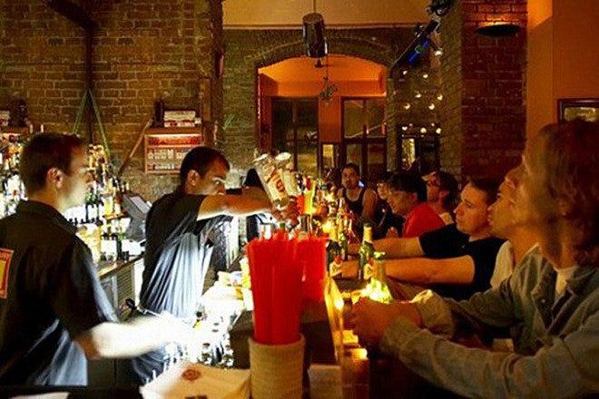 Bars in Prague