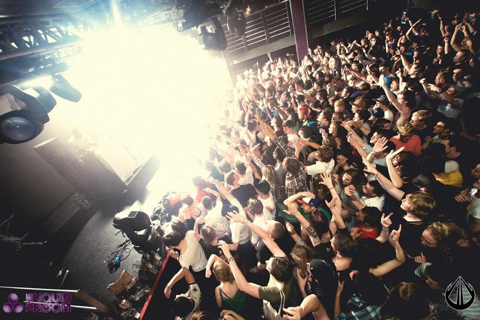 Live Music And Big Club Nights At Edinburgh 39 S Liquid Room