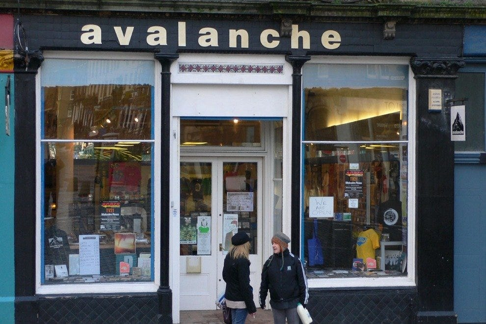 Avalanche Records