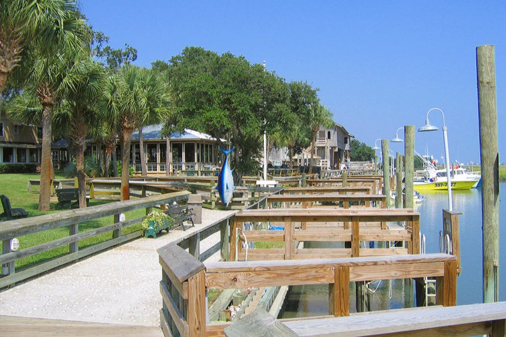 Things to do in murrells inlet myrtle beach neighborhood for Murrells inlet sc fishing