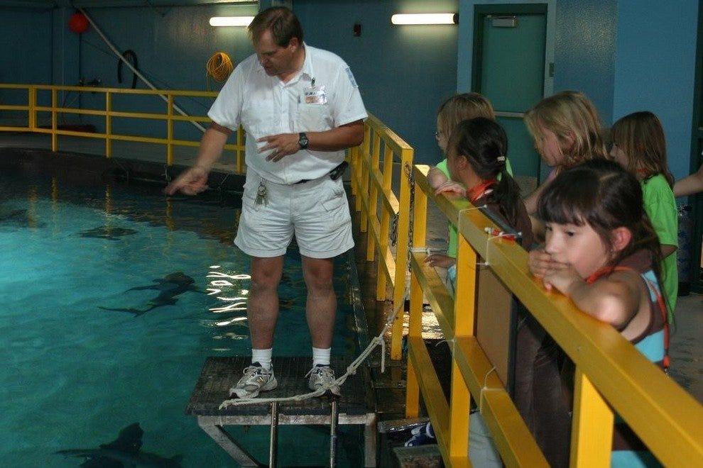 ABQ生物公园水族馆