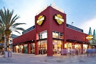 Orlando Harley-Davidson - Downtown Disney West Side
