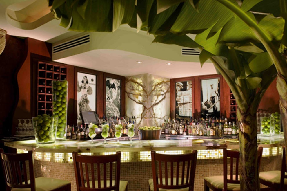 Gloria Estefan Cuban Restaurant Miami Beach