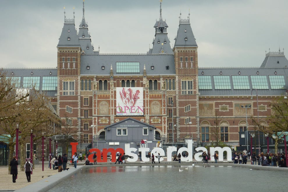 Best amsterdam attractions and activities top 10best for Design consultancy amsterdam