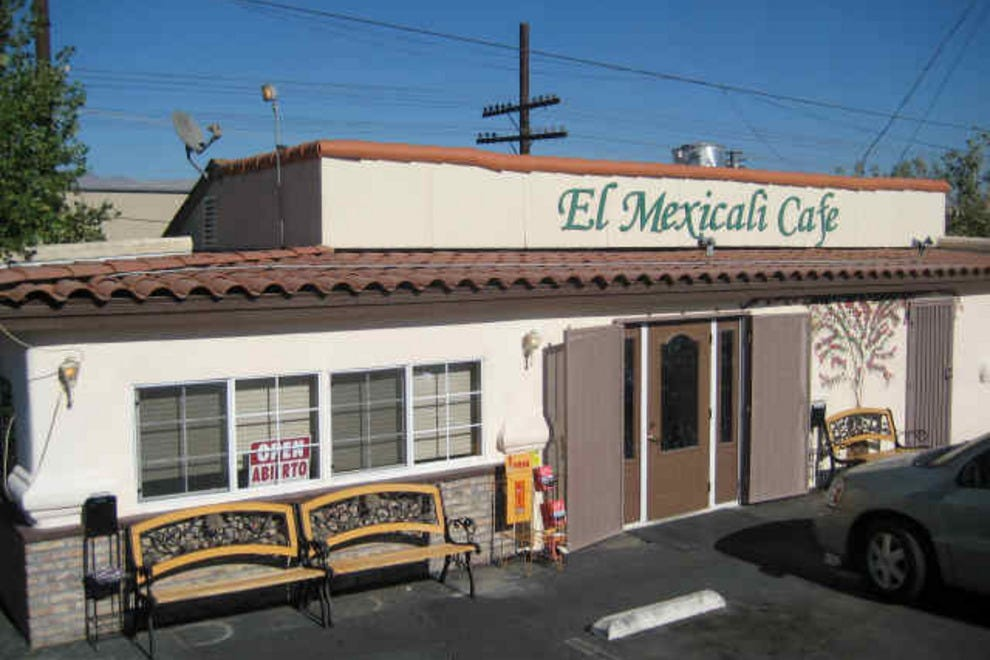 Palm Springs California Mexican Restaurants