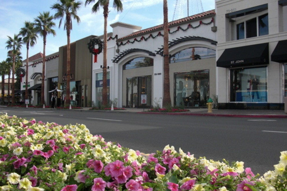 Shopping In Palm Springs Palm Springs Travel