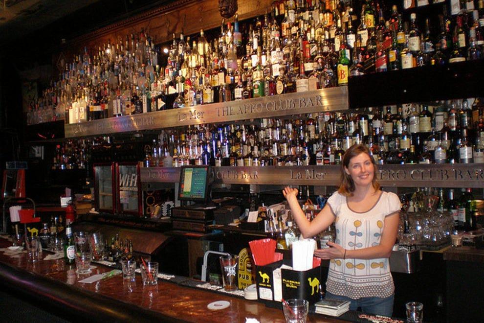 Aero Club- A San Diego Dive Bar Local Favorite: Nightlife ...