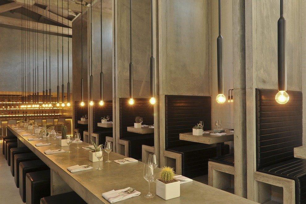 Workshop Kitchen And Bar Restaurant Week