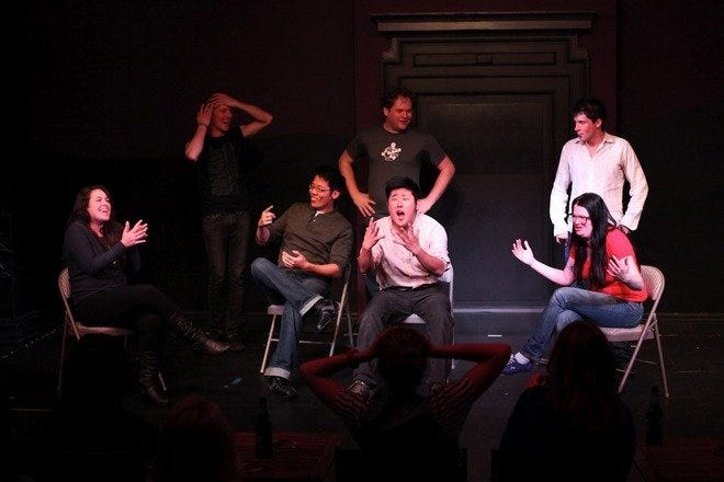 Comedy Clubs in San Francisco