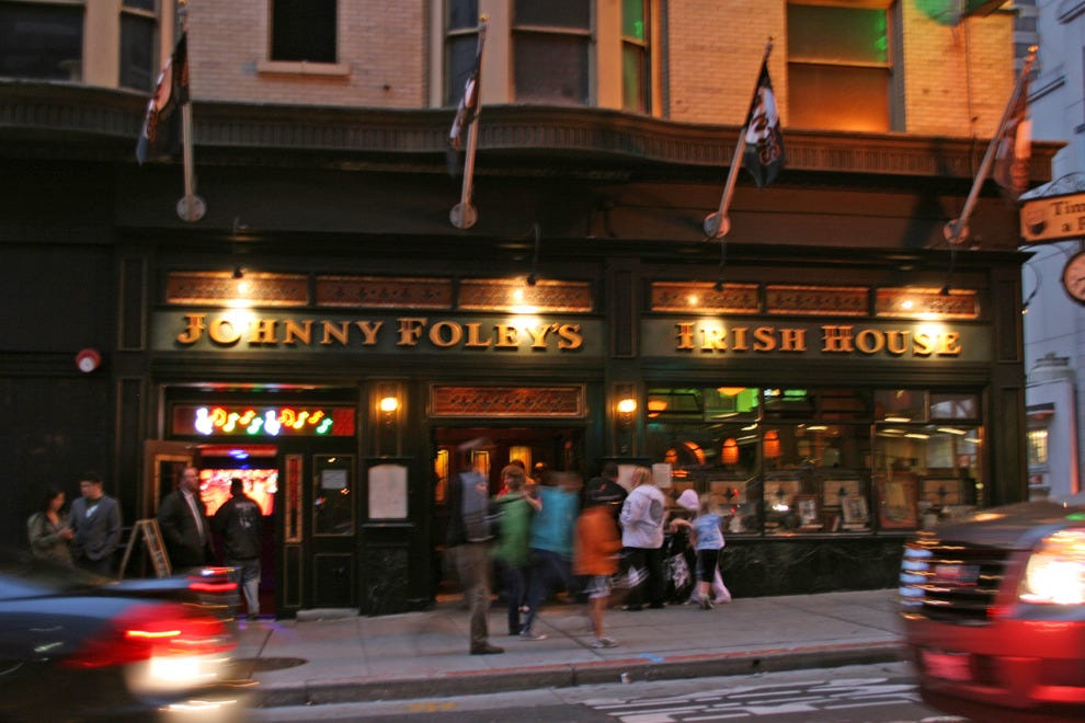 Johnny Foley's Irish House
