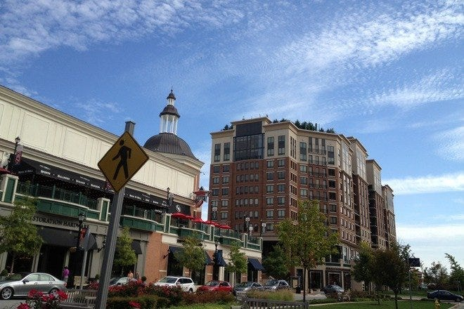 Shopping Malls and Centers in Baltimore