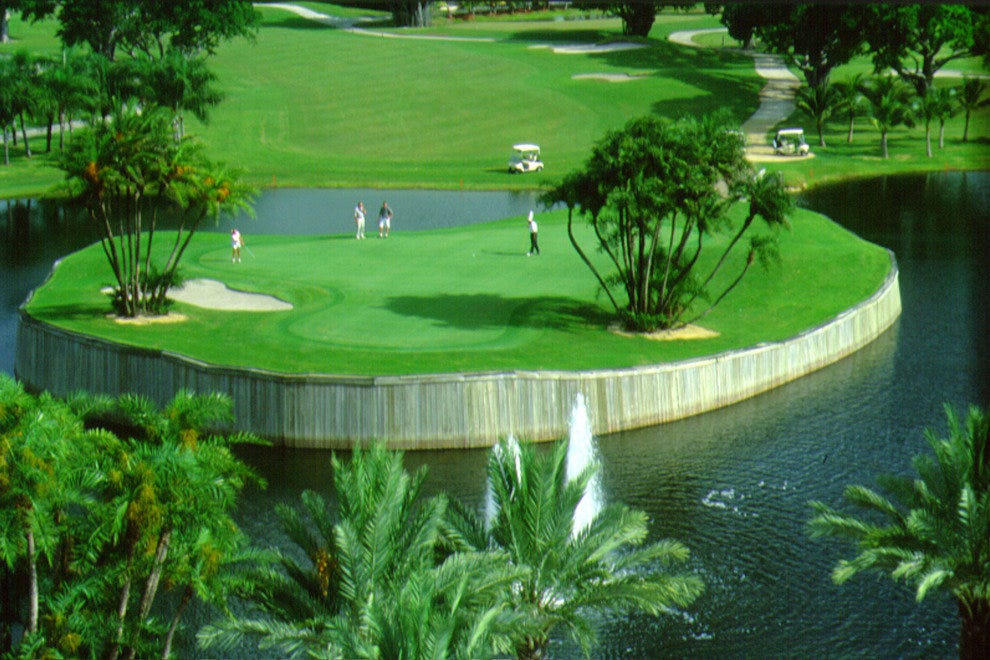 Coral Ridge Country Club
