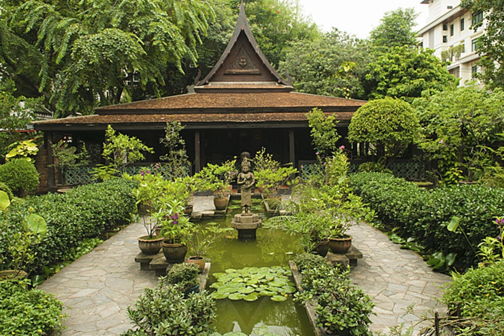 Bangkok historic sites 10best historic site reviews for Thai classic house 2