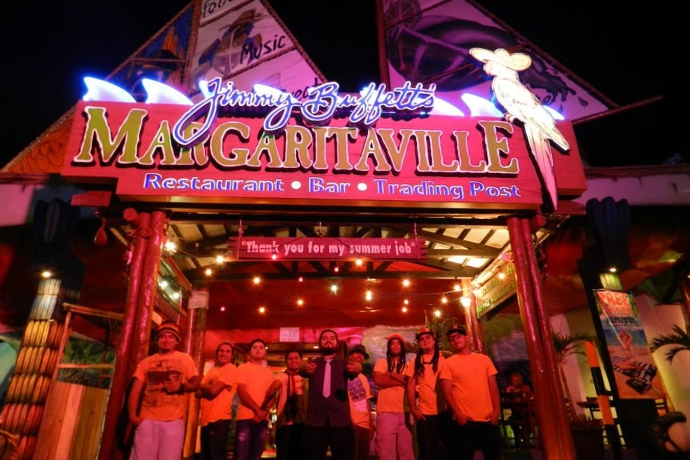 Margaritaville Cancun