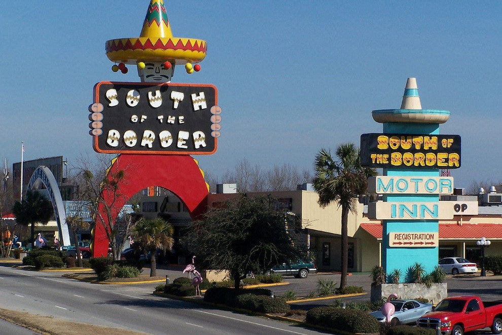 Carolina South of the Border