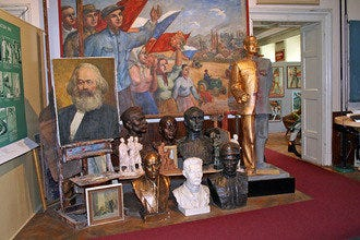 Prague Museums from Antonin Dvorak to Communism and Sharks