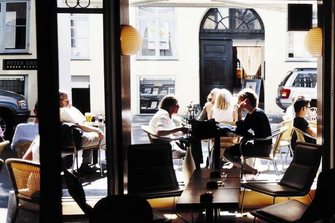 Casual Dining in Copenhagen