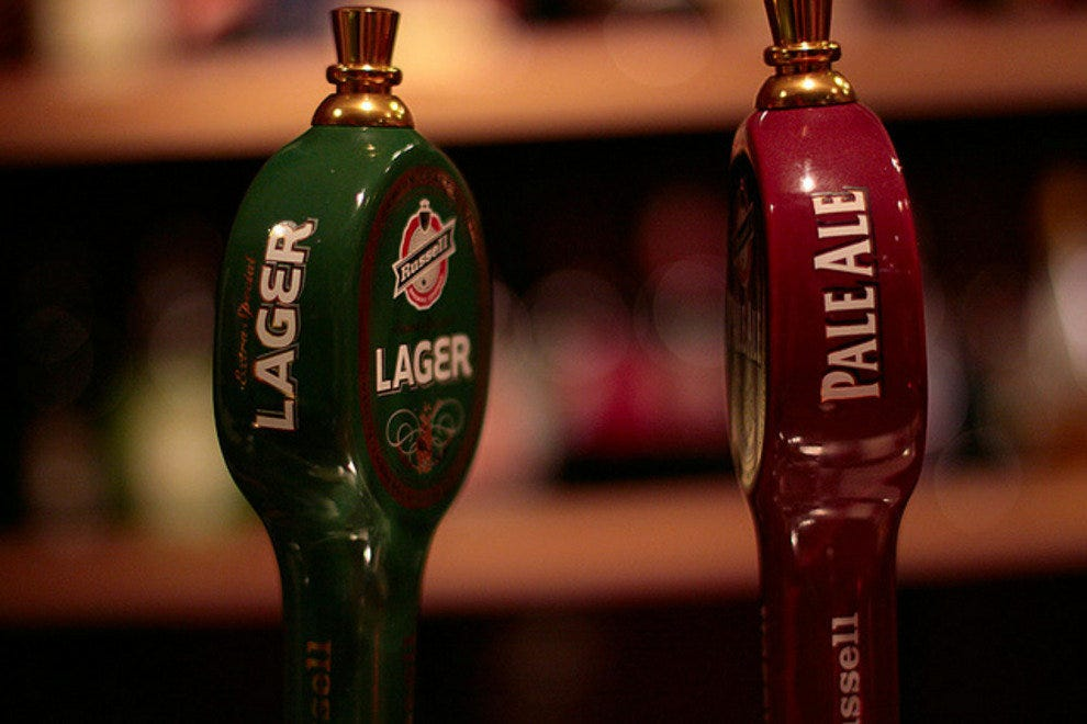 Pine Lakes Tavern offers 15 beers on tap