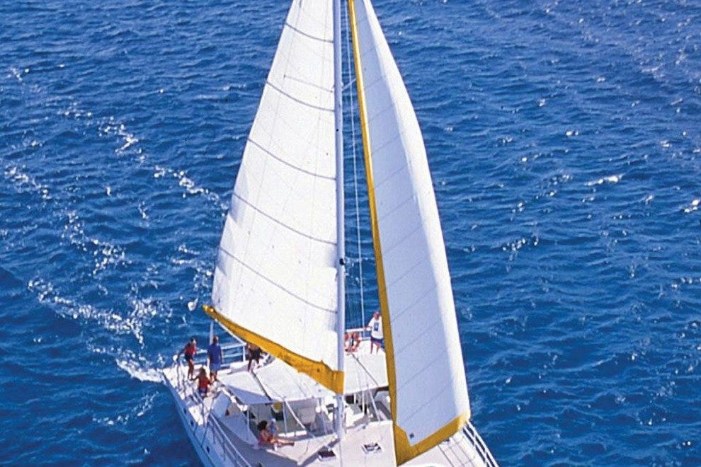 Privateer Catamaran Sailing Excursions