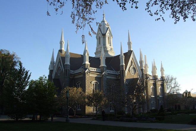 Attraction Slideshow Historic Sites In Salt Lake City