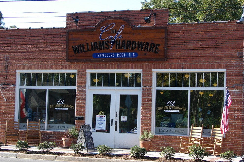 Cafe at Williams Hardware