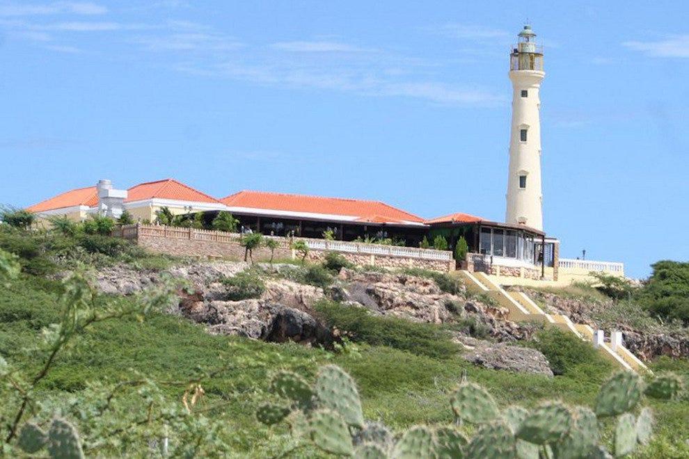 La Trattoria El Faro Blanco Aruba Restaurants Review 10Best